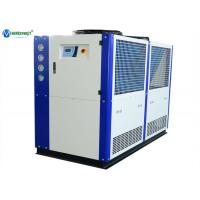 Buy cheap CE Certificate Industrial Cooling Copeland Compressor Air Cooled Water Chiller product