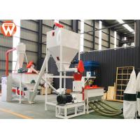 Buy cheap Feed Hammer Mill Animal Feed Processing Equipment 22KW Customized Voltage product