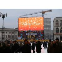 Quality P10 Transparent Glass LED Display , Transparent Glass LED Screen Video Wall For for sale