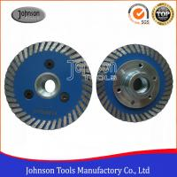 50mm 75mm Diamond Stone Cutting Blades with M14 Flange for Granite Cutting and