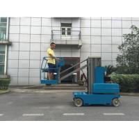 Buy cheap Z4106 In Door & Out Door Use Self Propelled Single Person Man Lift , Boom Lift product