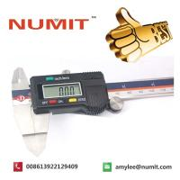Quality 0-200MM Stainless Steel Electronic Digital Caliper With Black Plastic Casing for sale