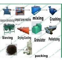 Buy cheap organic fertilizer manufacturing plant/organic manure fertilizer equipment/organic fertilizer manufacturing process product