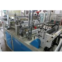 Buy cheap Cold Cutting Plastic Express Bag Making Machine High Efficiency 700kg product