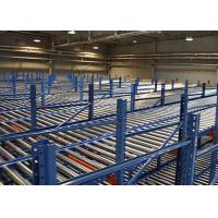 Buy cheap Pallet Flow Rack Storage Systems from wholesalers