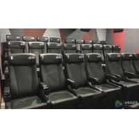 Quality Theme Park 4D Movie Cinema System Motion Film Theater Equipment With Attracting for sale