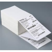 Buy cheap Disposable Self Stick Address Labels Roll With Waterproof Thermal Barcode product