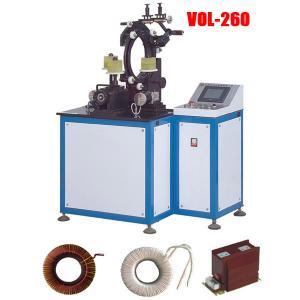Buy cheap Voltage Instrument Transformer Coil Winding Machine,Toroidal Winder,Toroidal Transformer Winding Machine product