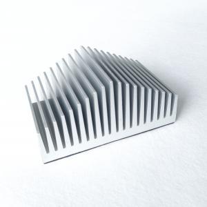 Buy cheap Customized Shape Precision Aluminum Heat Sink Cnc Heatsink Erosion Resistant product