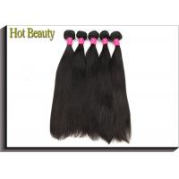 Buy cheap No Lices Brazilian Hair Extensions Human Hair Weave Soft Straight 10 Inch 12 Inch 14 Inch product