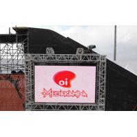 Buy cheap Hot Promotion P16 Rental LED Screen Display Outdoor High Brightness 6500/cd product