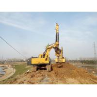 Quality Micro 1.2M Pile Diameter Rotary Bored Hole Pile Driving Equipment environment friendly for sale