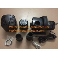 Buy cheap Plastic Submersible Fountain Pumps AC110 - 240V Small Submersible Pump CE product