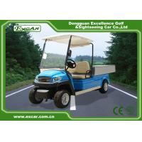 Buy cheap 5kw Hotel Electric Golf Cart 350A USA Curties , Mini Electric Truck from wholesalers