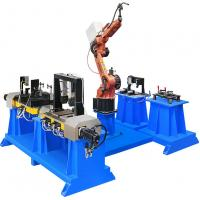 Buy cheap 6 Axis Bicycle Frame MIG Welding Robot,Automatic Robotic Welding Solution For Welding Tricycle, Bicycle, Bike, Frame product