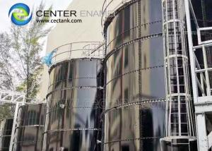 Buy cheap 20000m3 Painting Glass Lined Steel Potable Water Tanks product