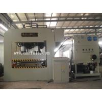 Buy cheap New design steel frame hydraulic door skin moulding press with high quality product