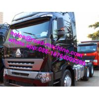 Buy cheap Chinese HOWO A7 New Cabin SINOTRUK 420HP 6X4 TRACTOR HEAD TRUCKS from wholesalers
