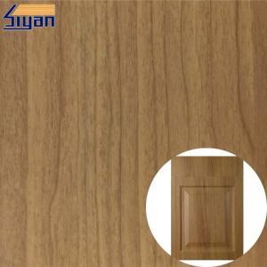 Buy cheap Membrane Press Vinyl PVC Furniture Film  Foil For Laminating product
