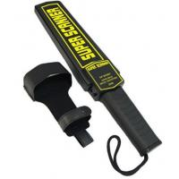 Buy cheap Hand Held Body Metal Detectors Light / Voice Alarm Essensive Metal For Goverment from wholesalers