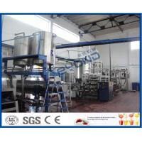 Buy cheap 50T/H Mango Processing Unit Mango Processing Line With Drum Filling Machine product