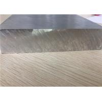 Buy cheap En Aw 5254 Marine Aluminum Plate Atstm Standard For Chemical Container product