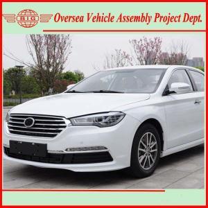 Buy cheap Auto Assembly 4 Door Sedan Cars / Performance Luxury Sedans Car Factory product
