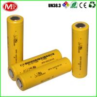 Buy cheap Original A123 Lifepo4 Cells Lithium Ion 18650 Cylindrical Rechargeable Batteries product