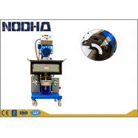 Buy cheap High Efficient Plate Edge Milling Machine 1050 R/Min Motor Speed product
