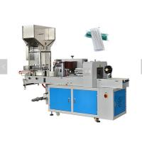 Buy cheap Plastic And Paper Drinking Straw Packing Machine 220V / 50HZ High Performance product