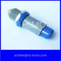 China 1P series male and female medical plastic cable connector for medical equipment on sale