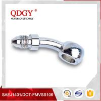 Buy cheap qdgy steel material chromed plated coating 10MM (3/8) BANJO BOLT - 35 degree product