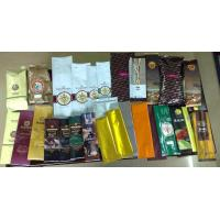 Buy cheap PET / AL / PE Coffee Foil Bag Packaging with CMRK or Pantone Printing product