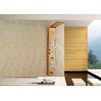 Buy cheap ROVATE Smart Thermostatic Shower Panel Tower 5.5 - 8.5KW Rated Power product