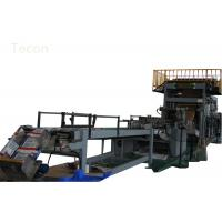 Buy cheap 130mm Bottom Width Valve Paper Bags Making Machine for Tea , Sugar Bag Manufacturing product
