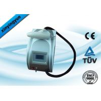 Buy cheap Desktop Q - Switched ND Yag Laser Tattoo Removal Equipment For Eyebrow Line / Sunburn Spot product
