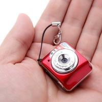 Buy cheap X3 Portable Ultra Mini Digital Spy Camera HD High Denifition DV Support 32GB TF Card with Mic D2300 product