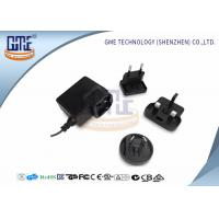 Quality Interchangeable Plug Power Adapter 6v 0.5a For Physiotherapy Table for sale
