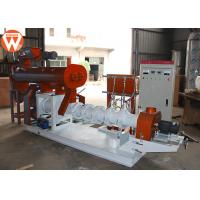 Buy cheap 2250kg Floating Fish Feed Pellet Machine Conditioning Power 3KW Sinking 1T/H product