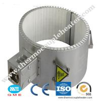 Buy cheap Electric Heating Element Stainless Steel Mica Band Heater For Extruder product