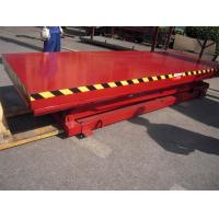 Buy cheap Stationary Aerial Scissor Working Platform 1150mm Lifting Height With Large Capacity product