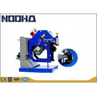 Buy cheap 310kgs Reversible Portable Plate Beveling Machine V / Y Type NODHA product