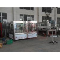 Buy cheap Sparkling Water Carbonated Drink Production Line / Soda Beverage Bottling Equipment product