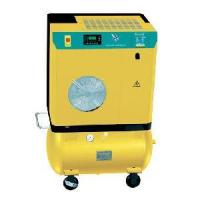 Buy cheap 4kW 5HP Screw Air Compressor with Air Tank (SEC4A) product