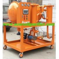 Buy cheap Diesel Fuel Oil Filtration Machine,Coalescing Separation System product