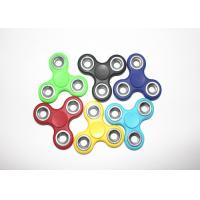 Buy cheap Arrvial fidget spinner fingertip gyro / finger decompression triangular gyro / hand rotating from wholesalers