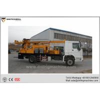 Buy cheap Advanced Core Drill Rig Cummins Engine High Efficiency For Plains / Hills product
