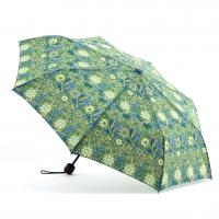 Buy cheap Printed Flat Mini Manual Open Umbrella , Easy Open Close Umbrella Plastic Handle product