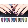Buy cheap Charming Design Multi Color 5D UV Chameleon Cat Eye Gel Polish China product