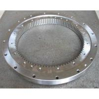 Buy cheap slewing bearing, slewing ring, slewing ring bearing, gear ring for machinery product